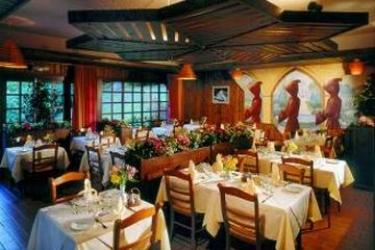 Hotel Prieure: Ristorante CHAMONIX-MONT-BLANC