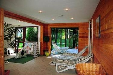 Hotel Prieure: Spa CHAMONIX-MONT-BLANC