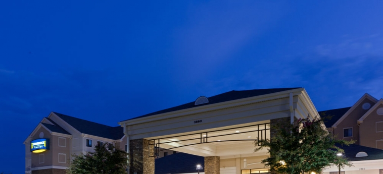 Hotel Staybridge Suites Chantilly Fairfax: Eingang CHANTILLY (VA)