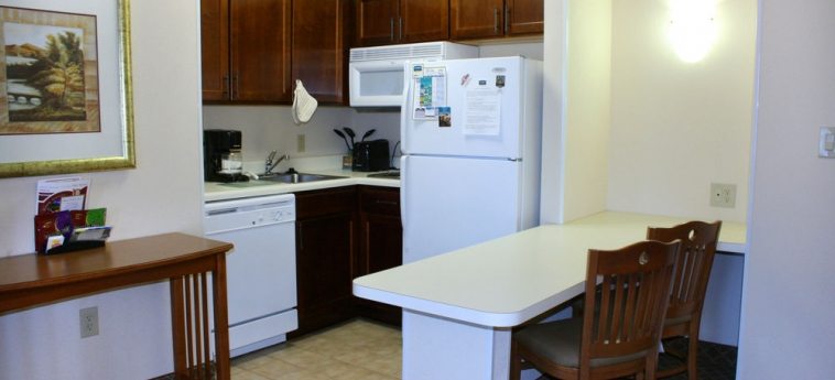 Hotel Staybridge Suites Chantilly Fairfax: In-Zimmer Küche CHANTILLY (VA)