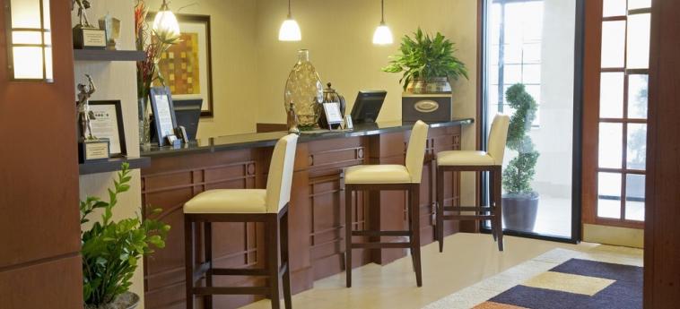 Hotel Staybridge Suites Chantilly Fairfax: Reception CHANTILLY (VA)