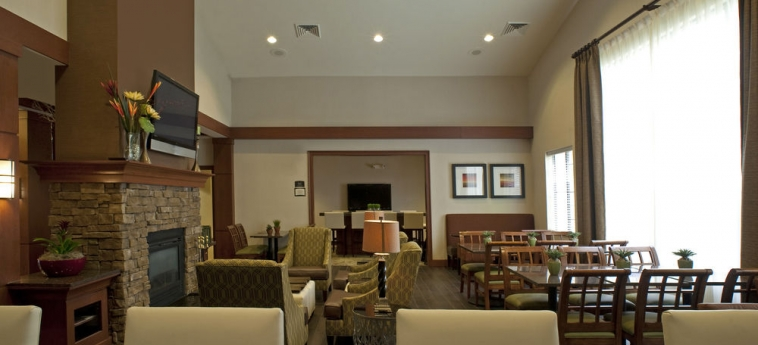 Hotel Staybridge Suites Chantilly Fairfax: Restaurant CHANTILLY (VA)