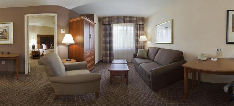 Hotel Staybridge Suites Chantilly Fairfax: Wohnbereich CHANTILLY (VA)
