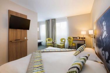 Hotel Best Western Du Parc: Camera degli ospiti CHANTILLY