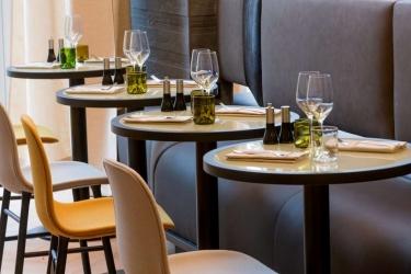 Hotel Best Western Du Parc: Ristorante CHANTILLY