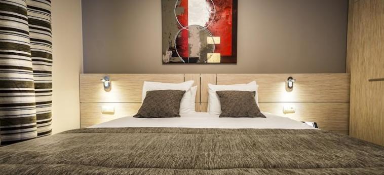 Hotel Best Western Aero 44: Habitación CHARLEROI