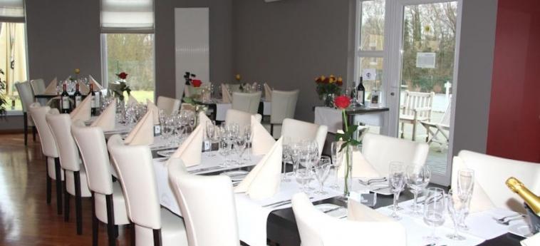 Hotel Best Western Aero 44: Restaurante CHARLEROI