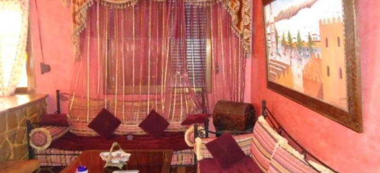 Casa Annasr: Exterior CHEFCHAOUEN
