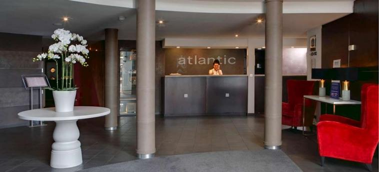 Best Western Atlantic Hotel: Esterno CHELMSFORD