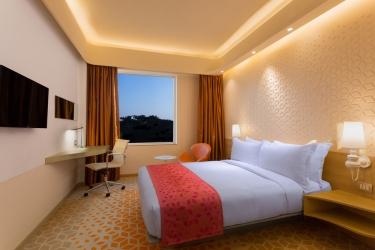 Hotel Holiday Inn Express Mahindra World City: Habitaciòn CHENGALPATTU