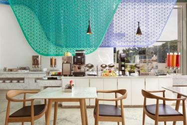 Hotel Holiday Inn Express Mahindra World City: Restaurante CHENGALPATTU