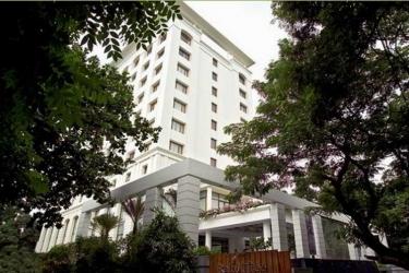 The Raintree Hotel, St. Mary's Road: Esterno CHENNAI