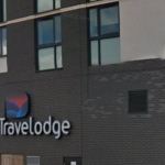 Hotel Travelodge Chester Central Delamere Street