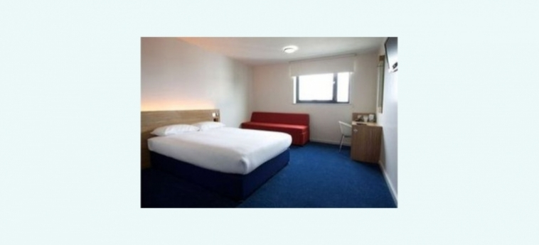 Hotel Travelodge Chester Central Delamere Street: Camera Matrimoniale/Doppia CHESTER