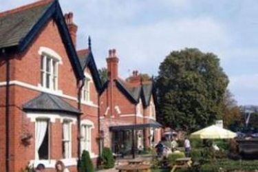 Hotel Bawn Lodge: Exterior CHESTER