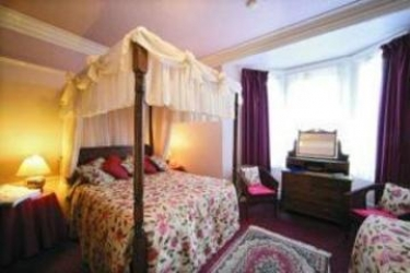 Hotel Hamilton Court: Cour de Recreation CHESTER
