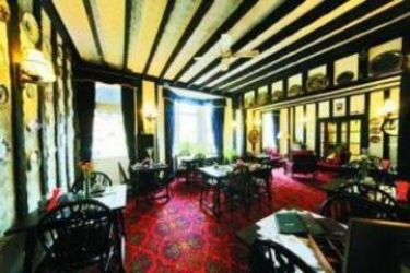 Hotel Hamilton Court: Lounge CHESTER