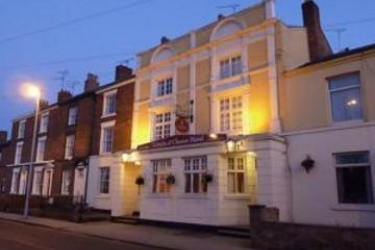 Hotel Lloyds Of Chester: Garage CHESTER