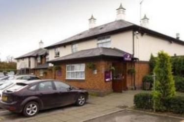 Hotel Premier Inn Chester Central North: Camera Doppia - Twin CHESTER