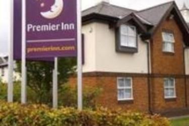 Hotel Premier Inn Chester Central North: Camera Matrimoniale/Doppia CHESTER