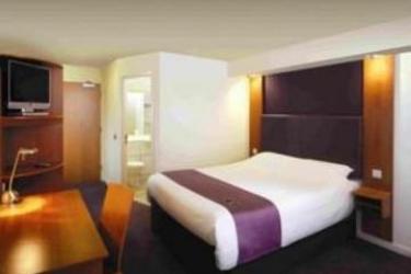 Hotel Premier Inn Chester Central North: Campo da Basket CHESTER