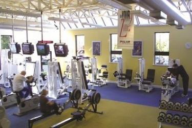 Brook Mollington Banastre Hotel & Spa: Centro Fitness CHESTER