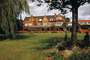 Brook Mollington Banastre Hotel & Spa: Esterno CHESTER
