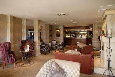 Brook Mollington Banastre Hotel & Spa: Lobby CHESTER