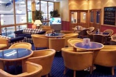 Brook Mollington Banastre Hotel & Spa: Lounge Bar CHESTER