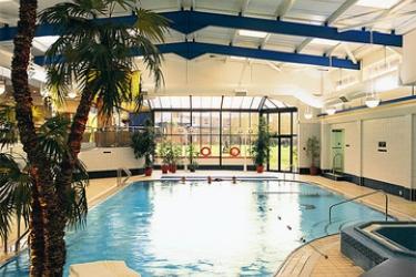 Brook Mollington Banastre Hotel & Spa: Piscina Coperta CHESTER