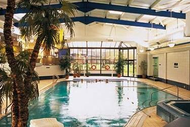Brook Mollington Banastre Hotel & Spa: Piscina Esterna CHESTER