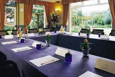 Brook Mollington Banastre Hotel & Spa: Sala Riunioni CHESTER