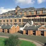 CROWNE PLAZA CHESTER 4 Etoiles