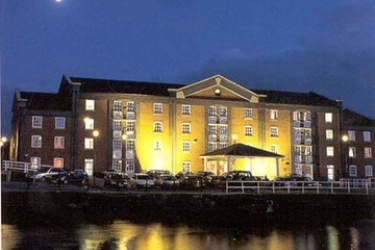 Hotel Holiday Inn Ellesmere Port - Cheshire Oaks: Exterior CHESTER