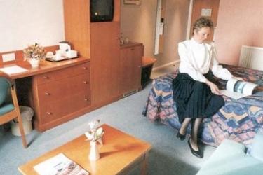 Hotel Holiday Inn Ellesmere Port - Cheshire Oaks: Schlafzimmer CHESTER