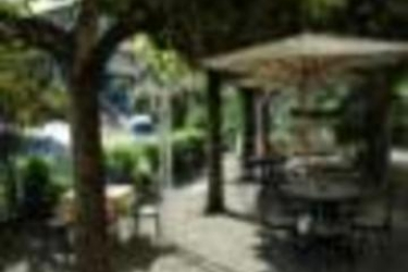 Hotel Suisse: Entrada CHIANCIANO TERME - SIENA