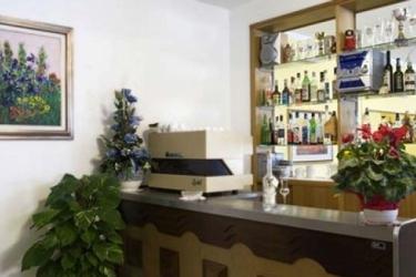 Hotel Tirrenia: Eingang CHIANCIANO TERME - SIENA