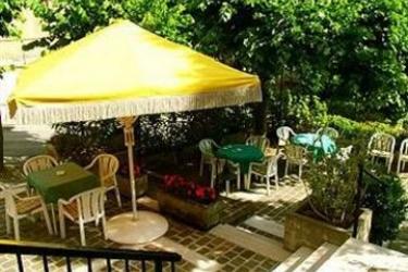 Hotel Martini: Außen Bar CHIANCIANO TERME - SIENA