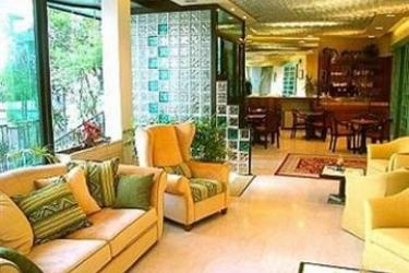 Hotel Martini: Lobby CHIANCIANO TERME - SIENA