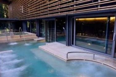 Hotel Martini: Swimming Pool CHIANCIANO TERME - SIENA