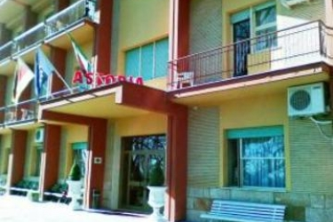 Albergo Astoria: Terraza CHIANCIANO TERME - SIENA