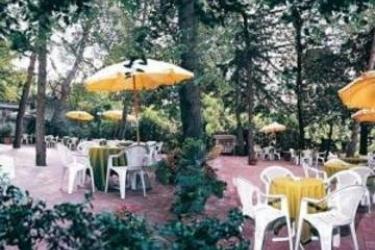 Hotel Del Buono Centro Benessere: Giardino CHIANCIANO TERME - SIENA
