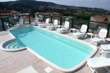 Hotel Del Buono Centro Benessere: Piscina Esterna CHIANCIANO TERME - SIENA