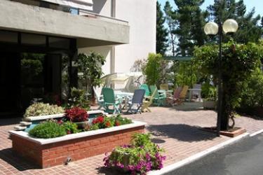 Hotel Esperia: Entrada CHIANCIANO TERME - SIENA