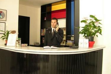 Hotel Esperia: Recepción CHIANCIANO TERME - SIENA