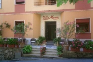 Hotel Villa Maria: Entrada CHIANCIANO TERME - SIENA