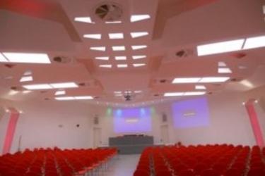 Hotel Villa Maria: Sala de conferencias CHIANCIANO TERME - SIENA