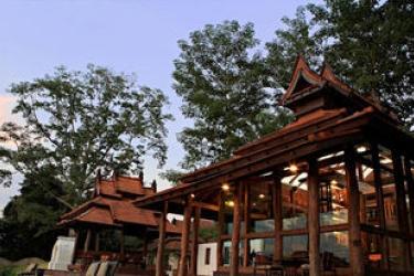 Sibsan Luxury Hotel Rimping: Restaurante CHIANG MAI