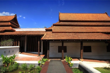 Sibsan Luxury Hotel Rimping: Exterieur CHIANG MAI