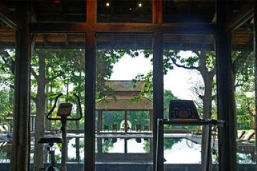 Sibsan Luxury Hotel Rimping: Centro Fitness CHIANG MAI